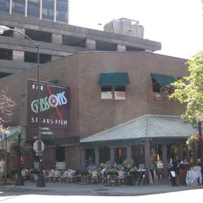 Gibson's Steak House